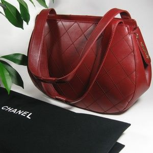 Like New Chanel Wild Stitch Calfskin Shoulder Bag